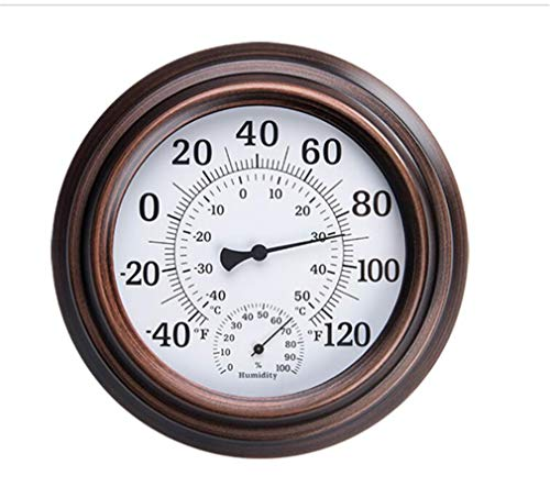 Higrometro Digital Termometro Higrometro Digital Relojes Jardin Hogar Termómetro E Higrómetro Con...