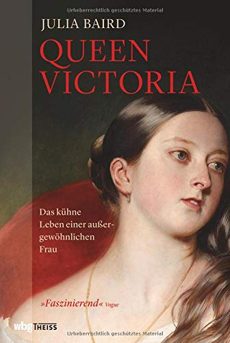 Buchseite und Rezensionen zu 'Queen Victoria: Das kühne Leben einer außergewöhnlichen Frau' von Julia Baird