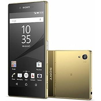 "Sony Xperia Z5 Premium (E6833) 32GB Oro (Gold) - Dual SIM [Android, 5.2"" IPS Touchscreen, NFC, LTE, 23MP Camera]"
