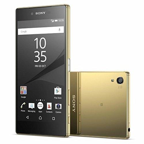 Sony Xperia Z5 Premium  E6883  32GB Oro  Gold  - Dual SIM  Android  5 5  IPS Touchscreen  NFC  LTE  23MP Camera