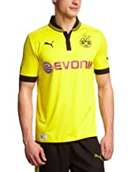 PUMA - Camiseta de fútbol sala para hombre, tamaño L