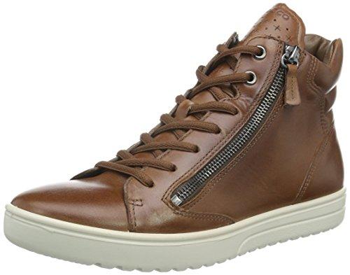 Ecco, Damen Fara Boots Braun (MAHOGANY 2195)