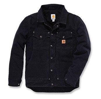 Carhartt 101230 Berwick Jacket - Arbeitsjacke M Schwarz -