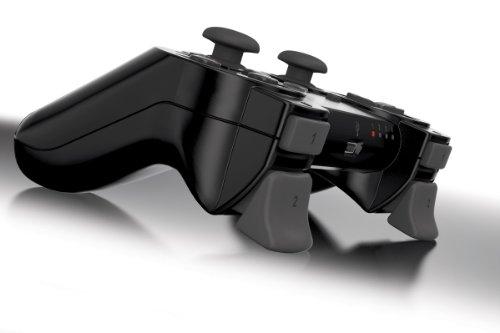 Preisvergleich Produktbild Playstation 3 - Controller Zubehör Dual Trigger,  schwarz