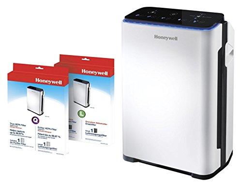 Honeywell Luftreiniger HPA710 Allergen-Entferner + Vorfilter + True HEPA-Filter (Luftreiniger Von Honeywell)