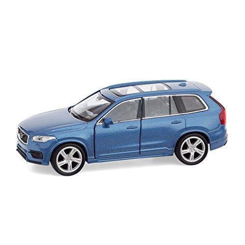 original-volvo-xc90-spielzeug-modell-138-blau