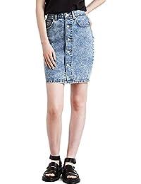 Amazon.es  falda levis - Mujer  Ropa ed23eb0ee299