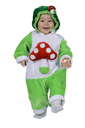 Ciao 14355–Die giuggiolosi Kostüm Baby 12-18 Mesi ()