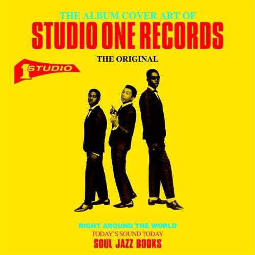 Album Cover Art of Studio One Records