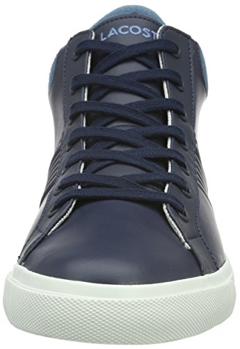 Lacoste Herren Fairlead Mid 316 1 High-Top Blau (NVY 003)