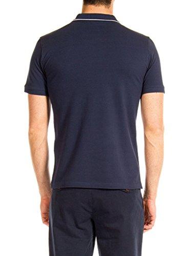 Carrera Jeans - Polo 8190PA75 per uomo, vestibilità normale, manica corta 687 - Blu scuro