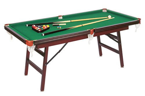 "Billardtisch ""Dynamic Hobby"", 6',mahogany, Pool"