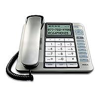 Corded Desk Phone, CID,ITAD, Tilt Screen