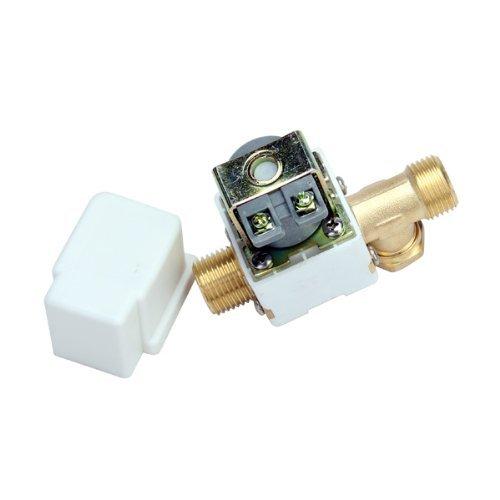 Preisvergleich Produktbild SODIAL(R) DC12V 4/5 Zoll elektrisches Magnetventil fuer Wasser Luft