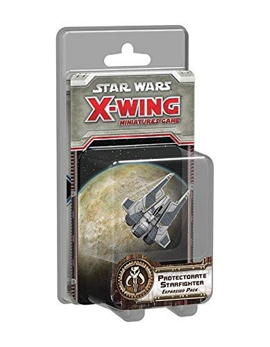 Fantasy Flight Games Star Wars X-Wing: Protektorat-Fighter-Erweiterung (Star Wars-flotte)