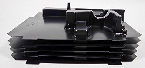 Preisvergleich Produktbild 5x Makita 837916-4 Einlage für Makpac BHP/DHP/DDF456, BHP/DHP/DDF453, DHP/DDF482