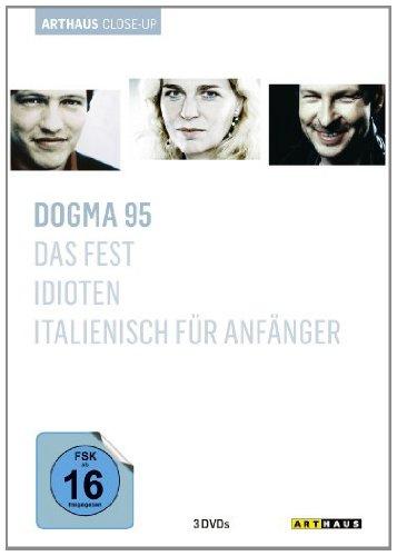 Bild von Arthaus Close Up - Dogma 95: Das Fest / Idioten / Italienisch für Anfänger [3 DVDs]
