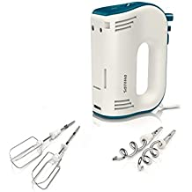 Philips Avance Collection HR1576/20 - Batidora (Batidora de mano, Azul, Blanco
