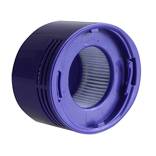 TAOtTAO Filtern Sie den hinteren Filter Staubsauger Rückfilter kabelloser Stick Vakuum Hepa-Filter für Dyson V6 V7 V8 (V7 & V8) -