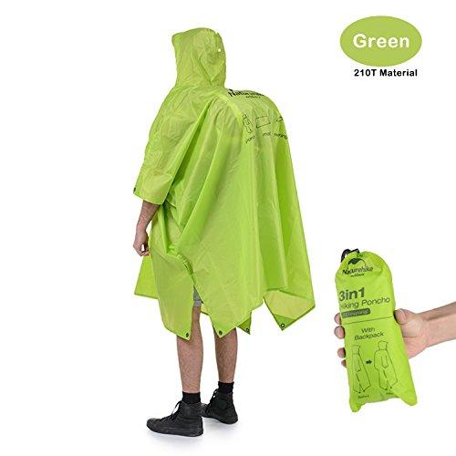 Liefern Regenmantel Regenponcho Für Die Reise Camping Wandern Einheitsgröße Sport