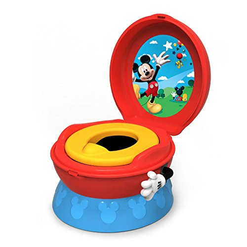 Image of TOMY First Years Disney Mickey Mouse Potty System