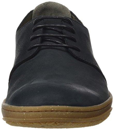 El Naturalista N5381, Scarpe da Ginnastica Basse Uomo Nero (Black)