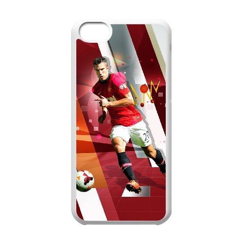 LP-LG Phone Case Of Robin van Persie For Iphone 5C [Pattern-6] Pattern-5