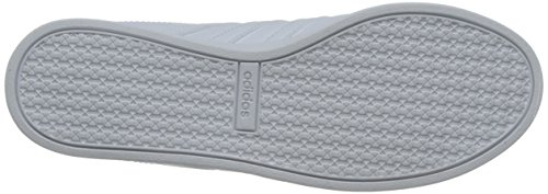 adidas Coneo Qt W - Sneaker Basses - Femme Blanc Cassé (Ftwbla/ftwbla/cobmet)