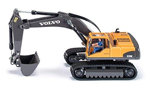 SIKU 3535 - Excavadora Hidráulica Volvo EC 290 (colores surtidos)