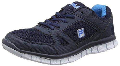 Fila Lancer Run, Baskets Basses homme Bleu - Bleu (Dress Blues)