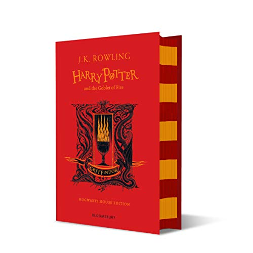 Picture of Harry Potter and the Goblet of Fire – Gryffindor Edition (Harry Potter House Editions)
