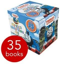 Thomas Story Time Collection 35 Books Set