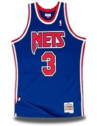 Camiseta Swingman vintage Mitchell & Ness Drazen Petrovic en los Nets Talla L