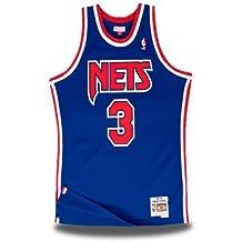 Mitchell & Ness Camiseta Swingman Vintage Drazen Petrovic en los Nets Talla S