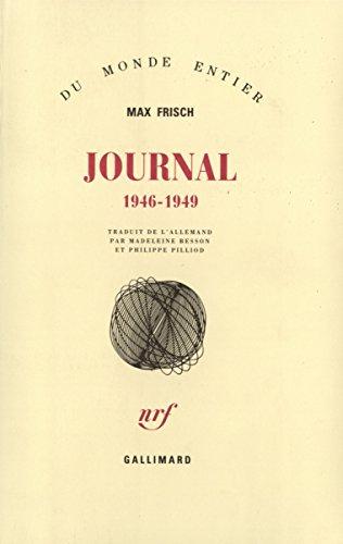 Journal: (1946-1949)