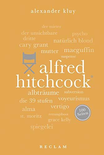 Alfred Hitchcock. 100 Seiten: Reclam 100 Seiten (German Edition ...