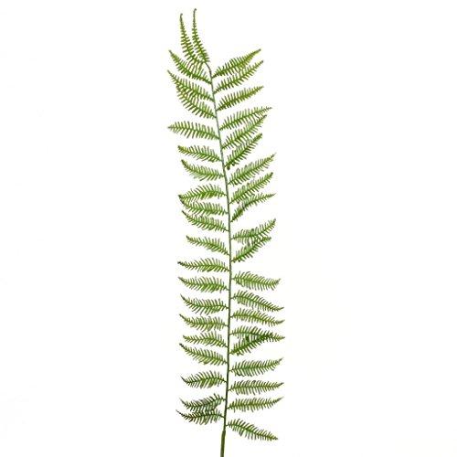 Künstlicher FARNZWEIG 100 cm. Kunst- Farn- Trieb, Zweig in grün.