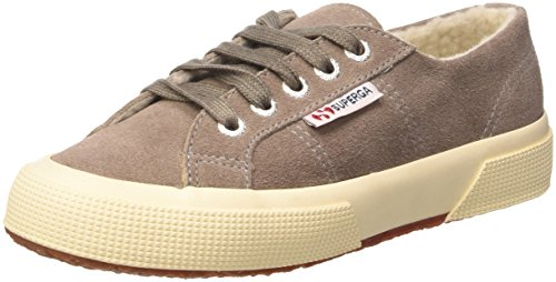 Superga 2750- SUEBINJ S004Z10 Unisex - Kinder Sneaker Beige/Sand