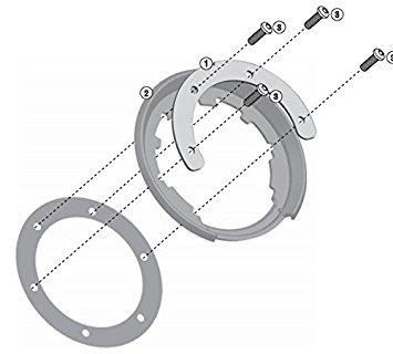 Imagen de givi bf17 fijación lock  de depósito