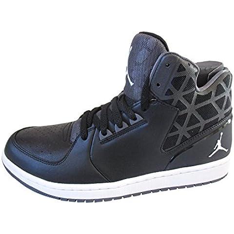 Nike - Zapatillas de deporte para hombre black white black 010 8 UK / 42.5 EU / 9 US