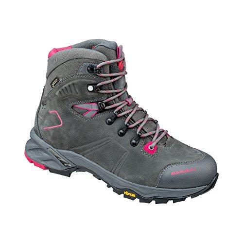 Mammut Damen Trekking- & Wander-Schuh Nova Tour High GTX®,Grau (Graphite-Magenta),40 EU (Fan-womens Schuhe)