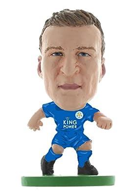 SoccerStarz SOC1076 Classic Leicester Robert Huth Home Kit