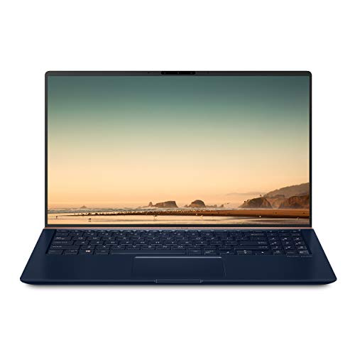"Preisvergleich Produktbild ASUS - Zenbook 15 15.6"" Laptop - Intel Core i7 - 16GB Memory - NVIDIA GeForce GTX 1050 Max-Q - 512GB Solid State Drive - Royal Blue"