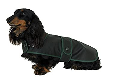 Cosipet Dachshund Hunter Coat