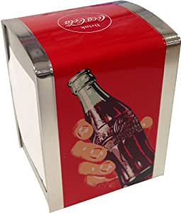 original retro coca cola porte serviette cuisine maison. Black Bedroom Furniture Sets. Home Design Ideas