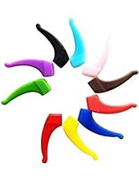 Silicone Anti-Slip Ear Lock 10 Paires pour adultes Lunettes enfants Lunettes Accessoires Stay Put Puppes d'oreille Grips