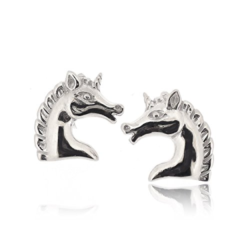 Sovats-Unicorn-Earring-For-Women-925-Sterling-Silver-Rhodium-Plated-Simple-Stylish-Stud-EarringsTrendy-Nickel-Free-Earring