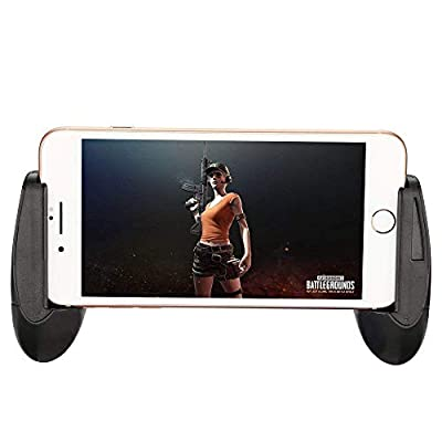 Mobile Game Controller, ALYEE 1 Pair Mobile Game Controller for PUBG/Rules of Survival/Knives Out Mobile Gamepad for 4.5-6.0 Inch Android IOS Phones
