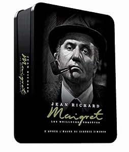 Les enquêtes du commissaire Maigret Volume 4 : Coffret Métal - 11 Épisodes