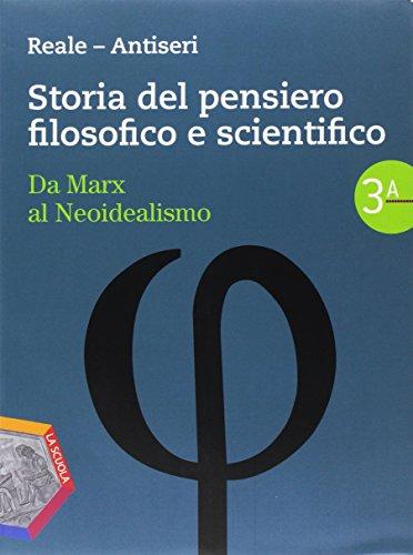 Storia del pensiero filosofico e scientifico. Per i Licei e gli Ist. magistrali. Con espansione online: 3